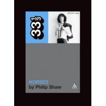 Patti Smith's Horses by Philip Shaw, 9780826427922