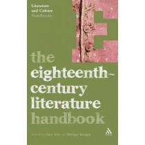 The Eighteenth-century Literature Handbook by Gary E. Day, 9780826495228