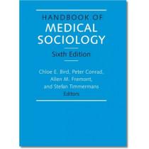 Handbook of Medical Sociology, 9780826517210