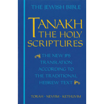 JPS TANAKH: The Holy Scriptures (blue): The New JPS Translation according to the Traditional Hebrew Text by Jewish Publication Society Inc., 9780827603660