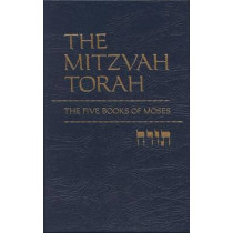 The Mitzvah Torah: The Five Books of Moses by Jewish Publication Society Inc., 9780827607392