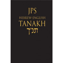 JPS Hebrew-English TANAKH by Jewish Publication Society Inc., 9780827607668