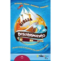 Biblia de Descubrimiento-Rvr 1960 by Zondervan, 9780829757910