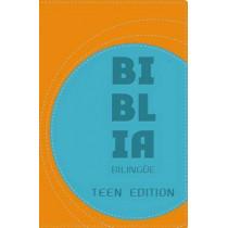 Biblia Bilingue-PR-NVI/NIV-Teen by Dr Lucas Leys, 9780829764642