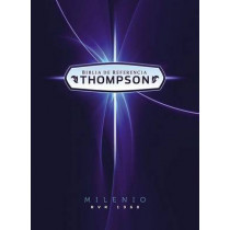 Biblia de referencia Thompson Milenio RVR 1960 by Zondervan, 9780829768350