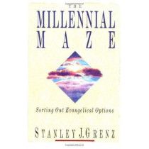 The Millennial Maze by Stanley J Grenz, 9780830817573