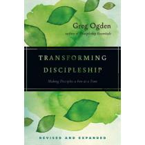 Transforming Discipleship by Greg Ogden, 9780830841318