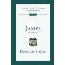James by Douglas J Moo, 9780830842872