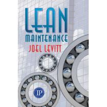Lean Maintenance by Joel Levitt, 9780831133528