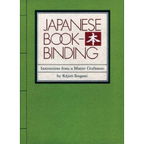 Japanese Bookbinding by Kojiro Ikegami, 9780834801967