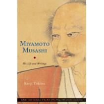 Miyamoto Musashi by Kenji Tokitsu, 9780834805675