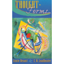 Thought Forms by Annie Besant, 9780835600088