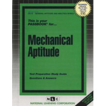 MECHANICAL APTITUDE: Passbooks Study Guide by National Learning Corporation, 9780837367156