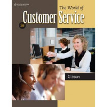 The World of Customer Service by Pattie Gibson, 9780840064240