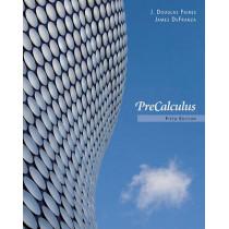 Precalculus by J. Faires, 9780840068620