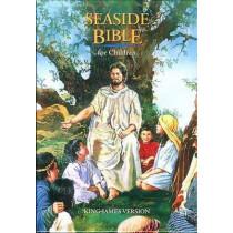 KJV, Seaside Bible, Hardcover, Full-Color Illustrated: for Children by Thomas Nelson, 9780840701756