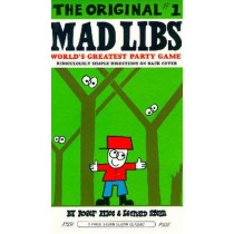 The Original #1 Mad Libs by Roger Price, 9780843100556