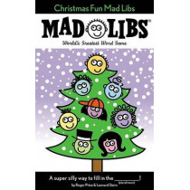 Christmas Fun Mad Libs: Stocking Stuffer Mad Libs by Roger Price, 9780843112382