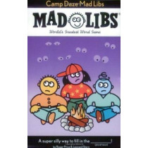 Camp Daze Mad Libs by Roger Price, 9780843122398