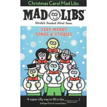 Christmas Carol Mad Libs: Stocking Stuffer Mad Libs by Roger Price, 9780843126761