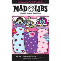 Sleepover Party Mad Libs by Roger Price, 9780843126990
