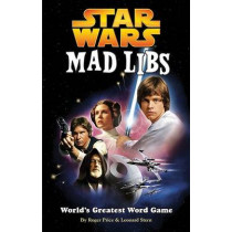 Star Wars Mad Libs by Roger Price, 9780843132717