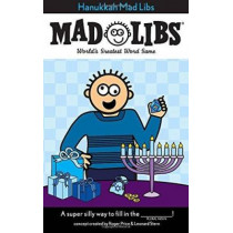 Hanukkah Mad Libs by Roger Price, 9780843172454
