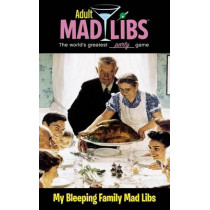 My Bleeping Family Mad Libs by Molly Reisner, 9780843172850