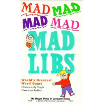 Mad Mad Mad Mad Mad Libs by Roger Price, 9780843174410
