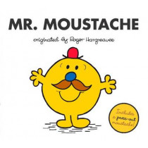Mr. Moustache by Adam Hargreaves, 9780843180817