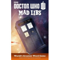 Doctor Who Mad Libs by Price Stern Sloan, 9780843182460