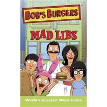 Bob's Burgers Mad Libs by Billy Merrell, 9780843182941