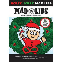 Holly, Jolly Mad Libs by Roger Price, 9780843189506