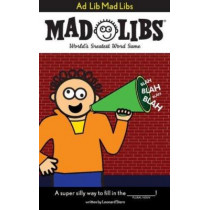 Ad Lib Mad Libs by Roger Price, 9780843198836