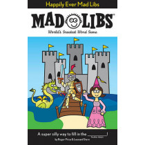 Happily Ever Mad Libs by Roger Price, 9780843199628