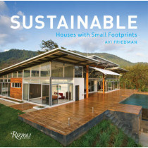 Sustainable: Houses with Small Footprints by Avi Friedman, 9780847843725