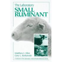 The Laboratory Small Ruminant by Matthew J. Allen, 9780849325687