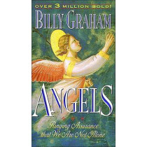 Angels by Billy Graham, 9780849938719