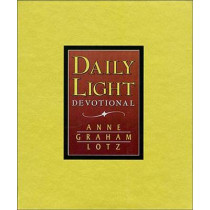 Daily Light - Burgundy by Anne Graham Lotz, 9780849954061
