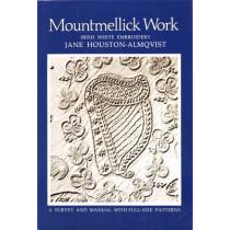 Mountmellick Work: Irish White Embroidery by Jane Houston Almqvist, 9780851055121