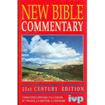 New Bible Commentary: 21st Century Edition by D. A. Carson, 9780851106489