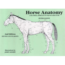 Horse Anatomy 2e by Peter C. Goody, 9780851317694