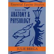 Essential Equine Studies:Book 1 a by Julie Brega, 9780851318936