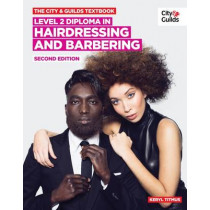 The City & Guilds Textbook: Level 2: NVQ Diploma in Hairdressing and Barbering by Keryl Titmus, 9780851933276