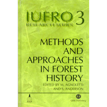 Methods and Approaches in Forest History by Mauro Agnoletti, 9780851994208