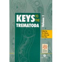 Keys to the Trematoda, Volume 1 by David Gibson, 9780851995472