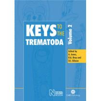 Keys to the Trematoda, Volume 2 by Arlene Jones, 9780851995878