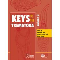 Keys to the Trematoda, Volume 3 by Vasyl Tkach, 9780851995885