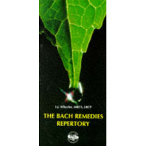 The Bach Remedies Repertory by F. J. Wheeler, 9780852073001