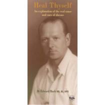 Heal Thyself by Edward Bach, 9780852073018